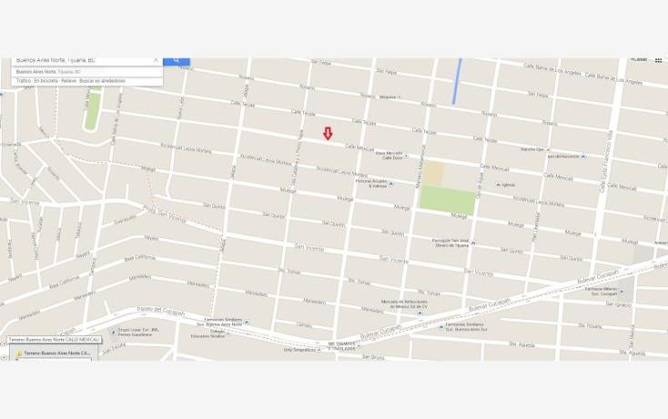 Foto de terreno habitacional en venta en mexicali 20641, buenos aires norte, tijuana, baja california, 1609778 No. 09