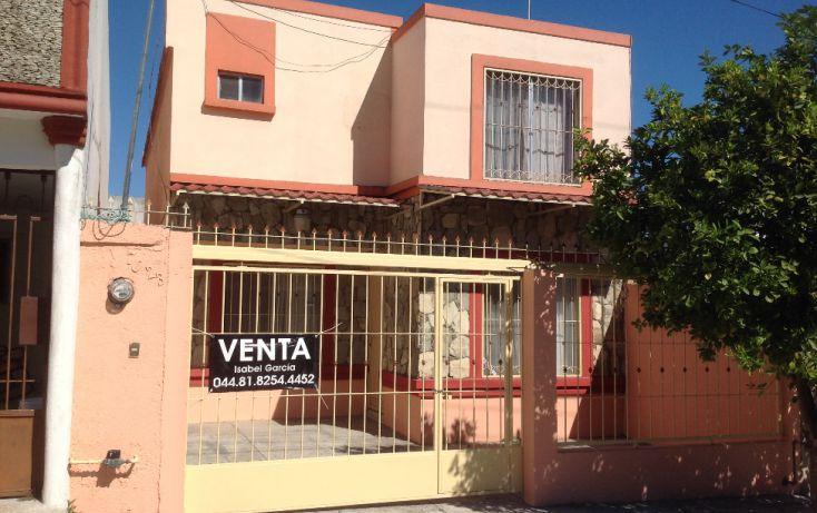 Foto de casa en venta en, méxico 86, guadalupe, nuevo león, 1606774 no 01