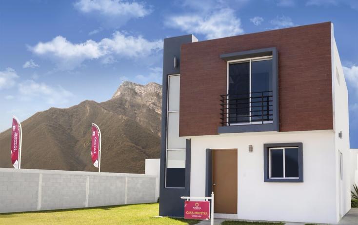 Foto de casa en venta en  , m?xico 86, guadalupe, nuevo le?n, 2019020 No. 01
