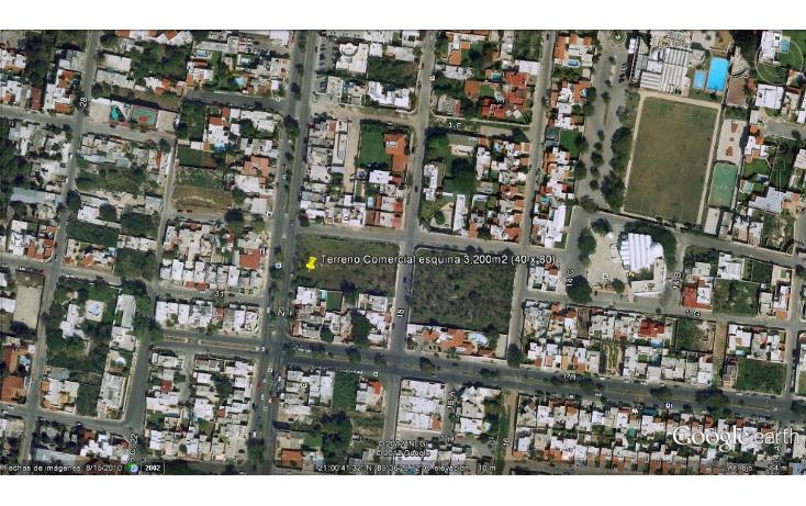 Foto de terreno comercial en venta en  , m?xico, m?rida, yucat?n, 1062807 No. 01