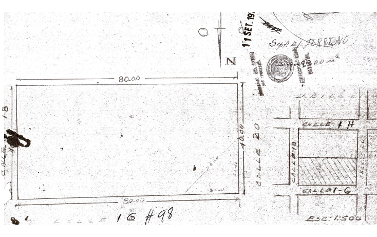 Foto de terreno comercial en venta en  , m?xico, m?rida, yucat?n, 1062807 No. 02
