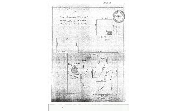 Foto de casa en venta en  , méxico, mérida, yucatán, 1102691 No. 10