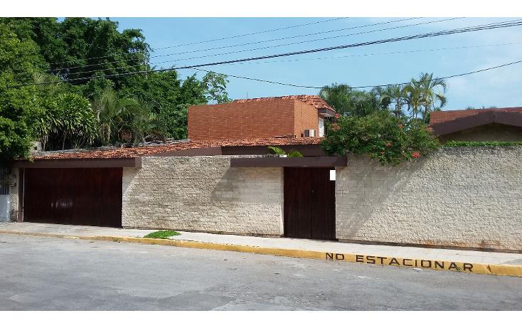 Foto de casa en venta en  , m?xico, m?rida, yucat?n, 1407809 No. 01