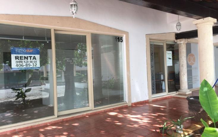 Foto de local en renta en  , méxico, mérida, yucatán, 1660514 No. 09