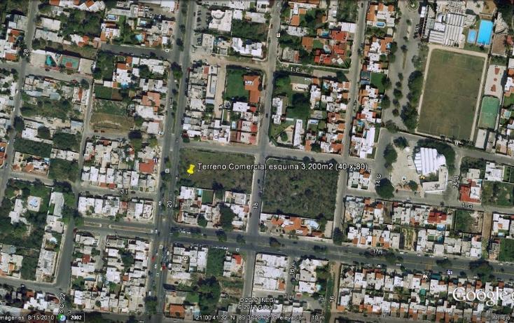 Foto de terreno comercial en venta en  , méxico, mérida, yucatán, 2629007 No. 01