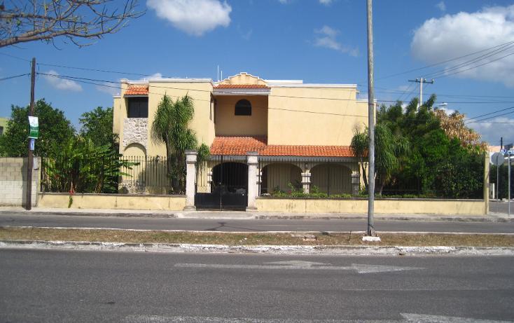 Foto de casa en venta en, méxico norte, mérida, yucatán, 1095509 no 01