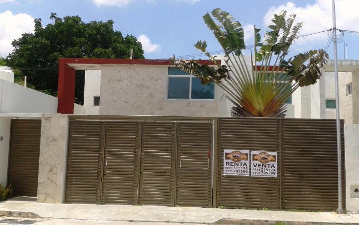Foto de casa en renta en  , méxico norte, mérida, yucatán, 1132299 No. 01