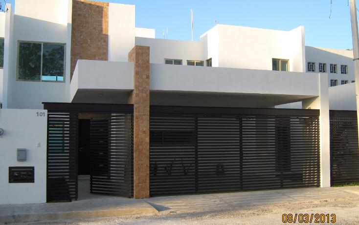 Foto de casa en venta en  , m?xico norte, m?rida, yucat?n, 1162905 No. 01