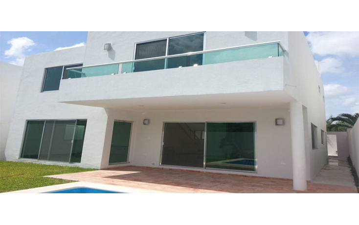 Foto de casa en venta en  , méxico norte, mérida, yucatán, 1202045 No. 01