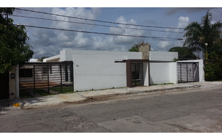 Foto de casa en venta en  , m?xico norte, m?rida, yucat?n, 1204967 No. 03