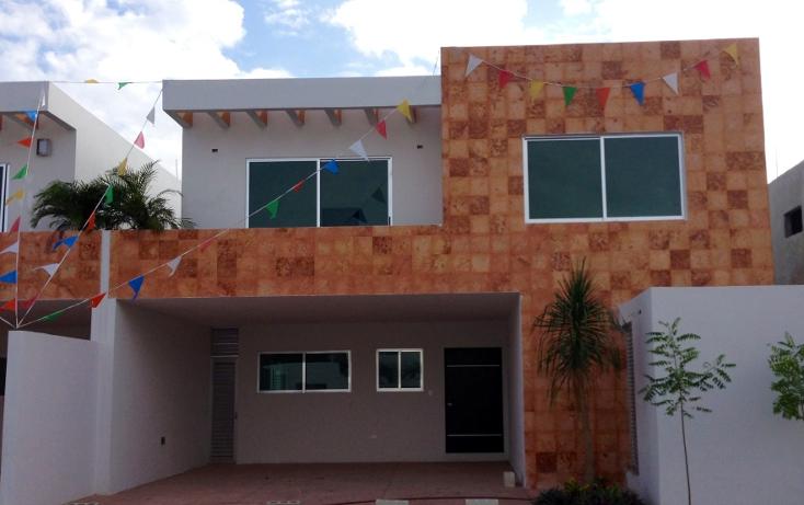 Foto de casa en venta en  , m?xico norte, m?rida, yucat?n, 1265295 No. 01