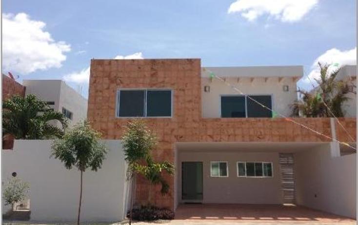 Foto de casa en venta en  , m?xico norte, m?rida, yucat?n, 1289539 No. 01