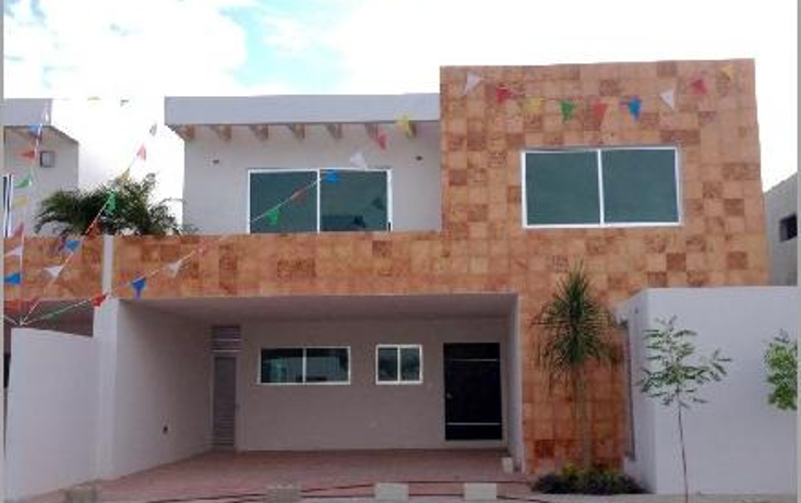 Foto de casa en venta en  , m?xico norte, m?rida, yucat?n, 1289539 No. 02