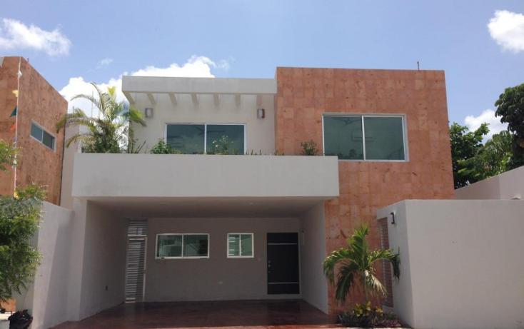 Foto de casa en venta en  , méxico norte, mérida, yucatán, 1290083 No. 01