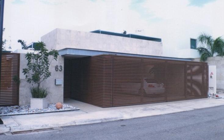 Foto de casa en venta en  , méxico norte, mérida, yucatán, 1294659 No. 01