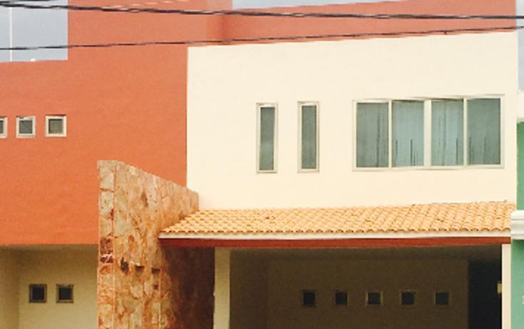 Foto de casa en venta en, méxico norte, mérida, yucatán, 1317481 no 01