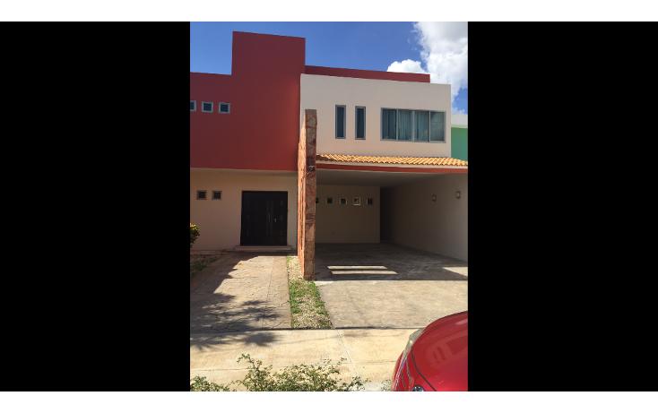 Foto de casa en venta en  , méxico norte, mérida, yucatán, 1501403 No. 01