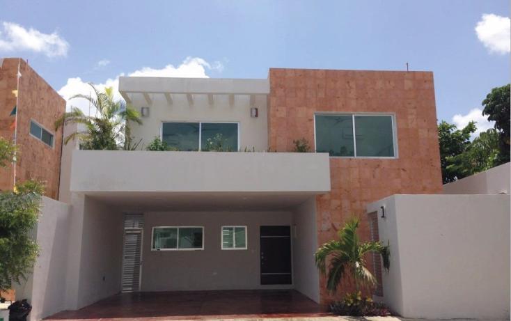 Foto de casa en venta en  , méxico norte, mérida, yucatán, 1665688 No. 01