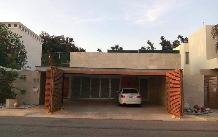 Foto de casa en venta en  , méxico norte, mérida, yucatán, 1719456 No. 01