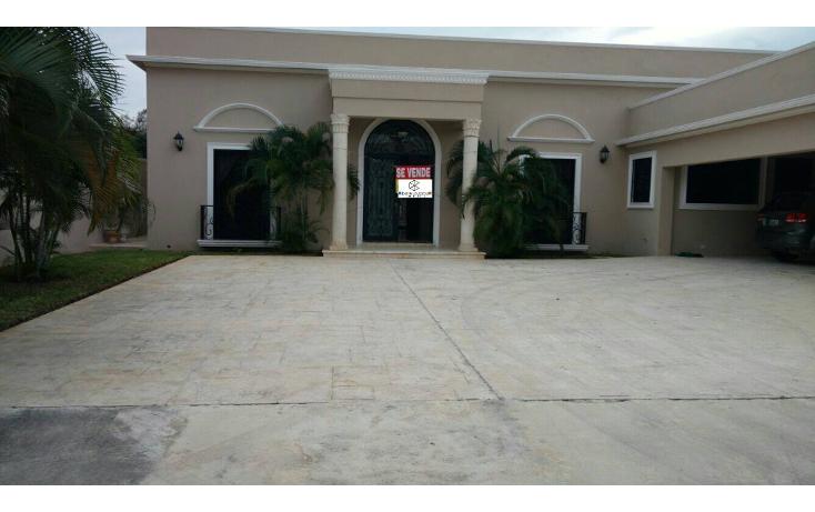 Foto de casa en venta en  , méxico norte, mérida, yucatán, 1723556 No. 01