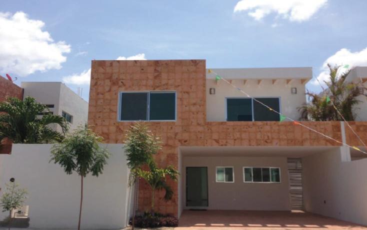 Foto de casa en venta en  , m?xico norte, m?rida, yucat?n, 1736956 No. 01