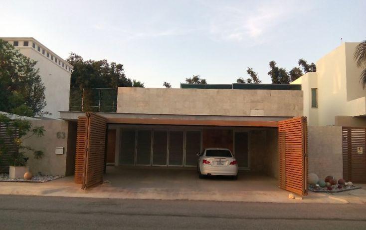 Foto de casa en venta en, méxico norte, mérida, yucatán, 1860678 no 01