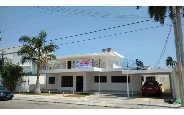 Foto de oficina en renta en  , méxico norte, mérida, yucatán, 1871990 No. 01