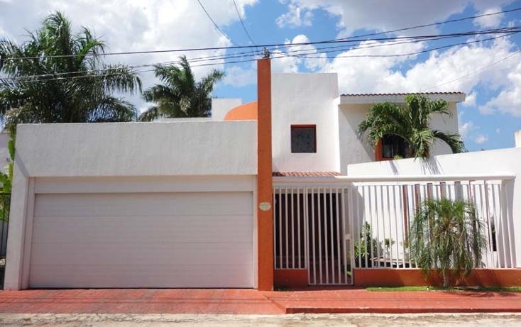 Foto de casa en venta en  , méxico norte, mérida, yucatán, 1961620 No. 01