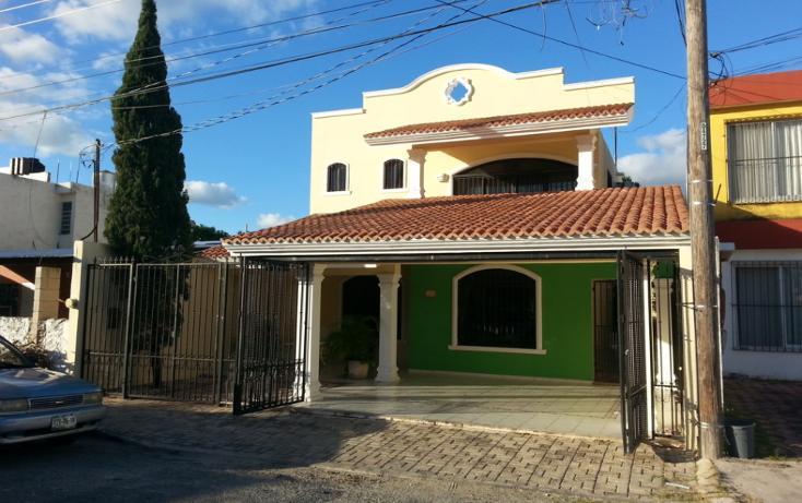 Foto de casa en venta en  , méxico oriente, mérida, yucatán, 1208261 No. 01