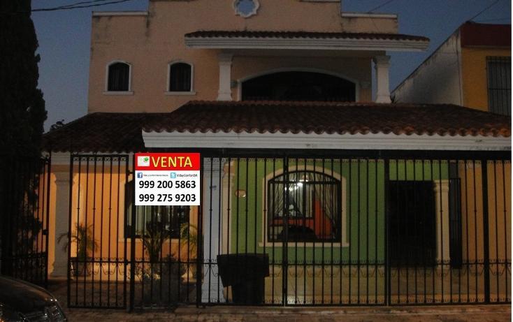 Foto de casa en venta en  , méxico oriente, mérida, yucatán, 1876680 No. 01