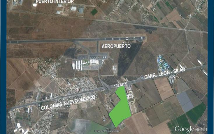 Foto de terreno comercial en renta en  , méxico, silao, guanajuato, 1111211 No. 01