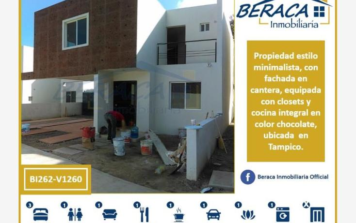 Foto de casa en venta en  , méxico, tampico, tamaulipas, 1766188 No. 01