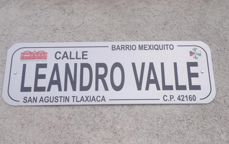 Foto de casa en venta en  , mexiquito, san agust?n tlaxiaca, hidalgo, 1197429 No. 01