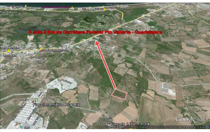Foto de terreno comercial en venta en  , mezcales, bahía de banderas, nayarit, 1484501 No. 07