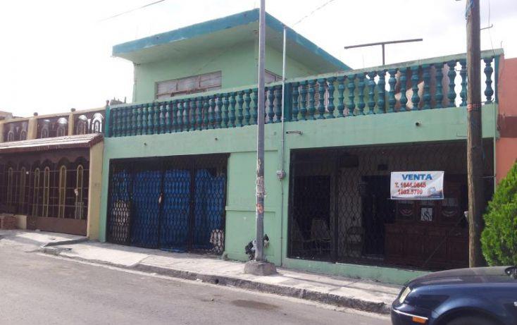 Foto de casa en venta en michoácan 121, celestino gasca, general escobedo, nuevo león, 1787448 no 01