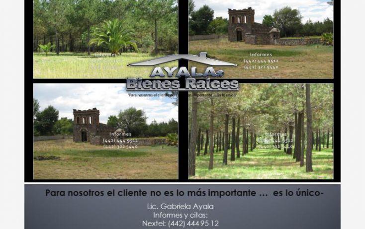 Foto de rancho en venta en michoacán, rincón de vista bella, morelia, michoacán de ocampo, 1160267 no 02