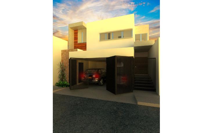 Foto de casa en venta en  , miguel alem?n, m?rida, yucat?n, 1052555 No. 01