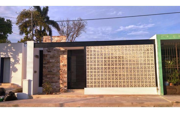 Foto de casa en renta en  , miguel alemán, mérida, yucatán, 1135401 No. 01