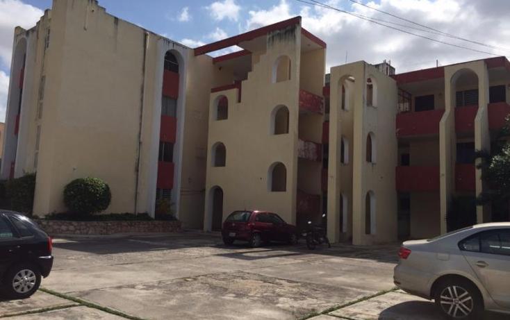 Foto de departamento en venta en  , miguel alemán, mérida, yucatán, 1608912 No. 01
