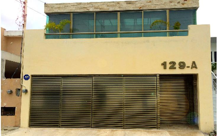 Foto de casa en venta en  , miguel alemán, mérida, yucatán, 1663924 No. 01