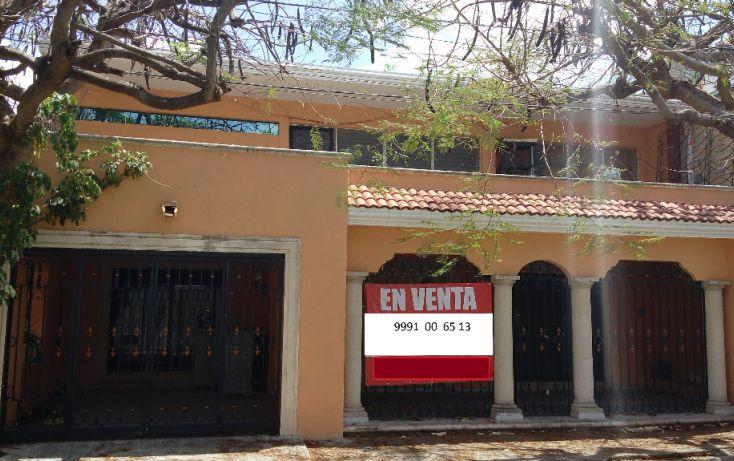 Foto de casa en venta en, miguel alemán, mérida, yucatán, 1830956 no 01