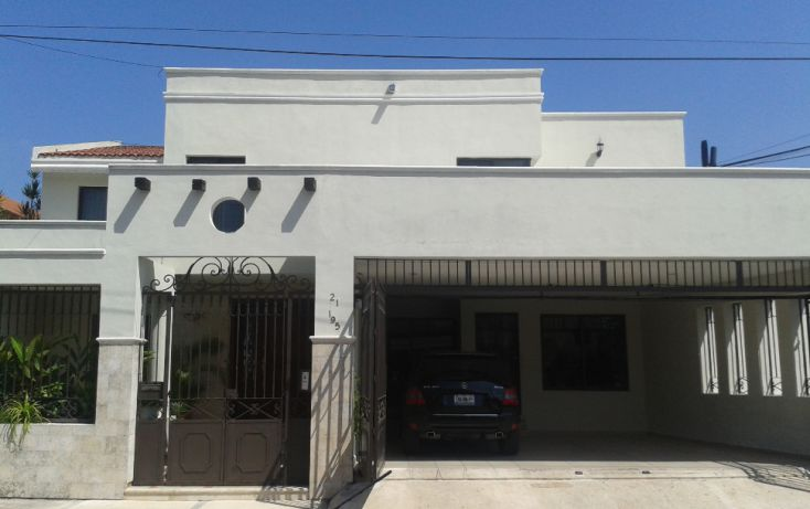 Foto de casa en venta en, miguel alemán, mérida, yucatán, 940821 no 01