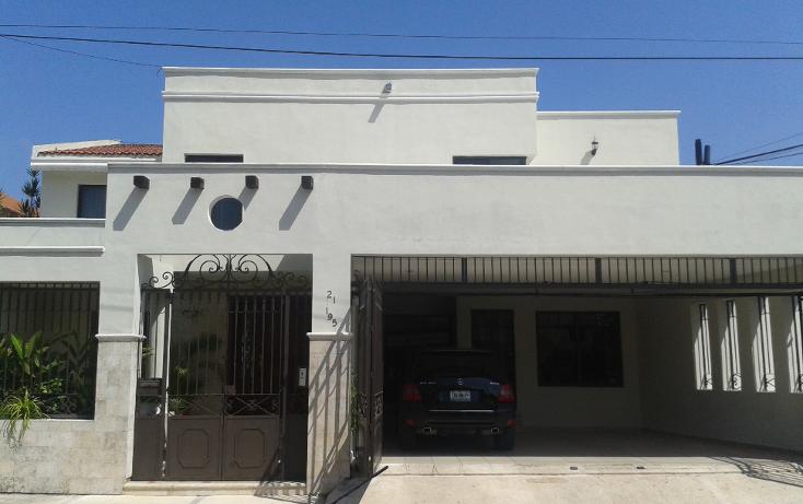 Foto de casa en venta en  , miguel alemán, mérida, yucatán, 940821 No. 01