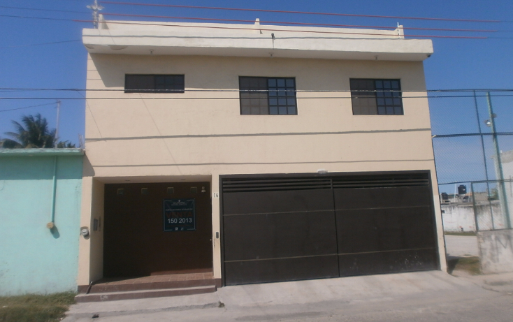 Foto de casa en renta en  , miguel de la madrid, carmen, campeche, 1692374 No. 01