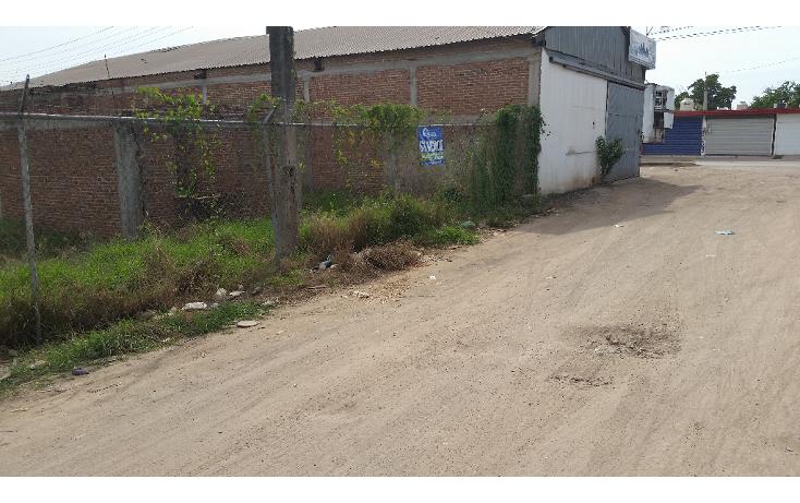 Foto de terreno habitacional en venta en  , miguel de la madrid, culiacán, sinaloa, 1066311 No. 01