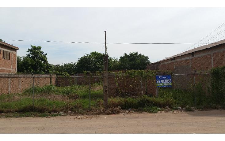 Foto de terreno habitacional en venta en  , miguel de la madrid, culiacán, sinaloa, 1066311 No. 03