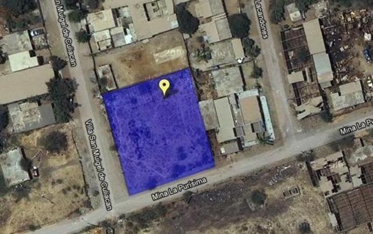 Foto de terreno comercial en venta en  , miguel de la madrid, culiacán, sinaloa, 1364897 No. 01