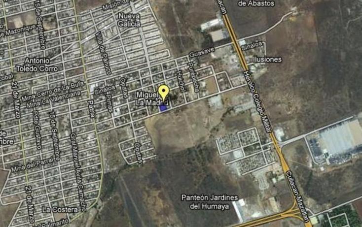 Foto de terreno comercial en venta en  , miguel de la madrid, culiacán, sinaloa, 1364897 No. 02