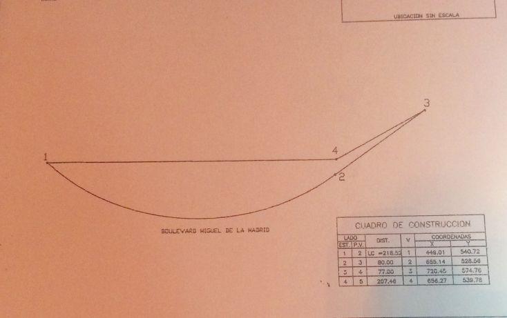 Foto de terreno comercial en venta en, miguel de la madrid, guadalupe, nuevo león, 1659882 no 03