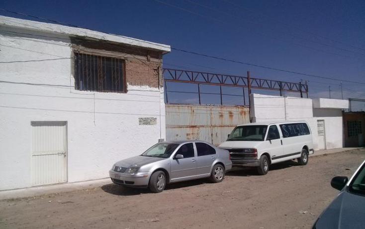 Foto de nave industrial en venta en  , miguel de la madrid hurtado, g?mez palacio, durango, 409495 No. 01